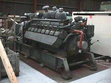 463 Kw Diesel Generator #704986