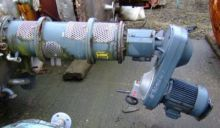 500 Gallon Stainless Steel Reac