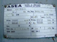 119 Horsepower Ea05 Motor Elect