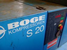84 Cfm Boge Kompression Rotary