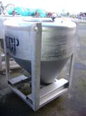 15 Cubic Foot Stainless Steel B