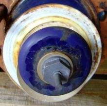 Dia(in) Glass Lined Valve #7068