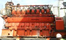 3360 Kw Gas Generator #706827