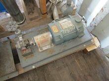 3 Gpm Pulsafeeder Rotary Pump #