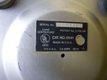 Horsepower Laboratory Centrifug