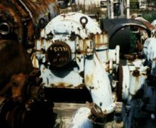 8050 Cfm Centrifugal Compressor