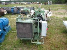 300 Cfm Vacuum Pump ; Water Sea