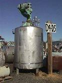 1000 Gallon Stainless Steel Rea