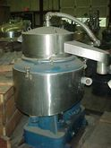 40 Horsepower Disc Bowl Centrif