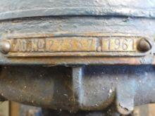 110 Cfm Sihi Vacuum Pump ; Wate