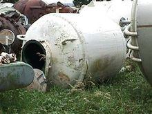 660 Gallon Glass Lined Tank #83