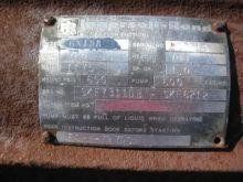 720 Gpm Ingersoll Rand Centrifu