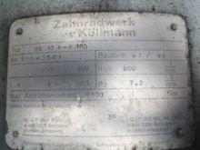 1 Foot Diameter Krauss Maffei W