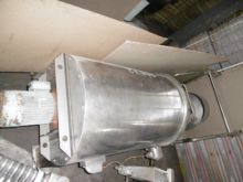 200 Liter Aeromatic Fluid Bed D