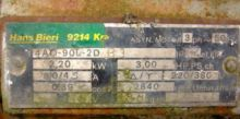 26 Gpm Sulzer Centrifugal Pump