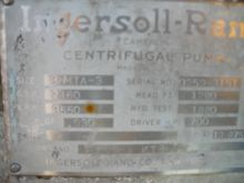 2160 Gpm Ingersoll Rand Centrif