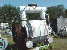 5500 Cfm Nash Vacuum Pump ; Wat