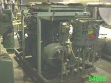 232 Cfm Quincy Rotary Compresso