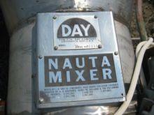 Cubic Feet Jh Day Nauta Mixer #