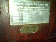 1500 Gpm Centrifugal Pump #9573