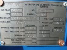 2000 Gallon Pfaudler Glass Line