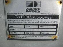 Hp American Davidson Gear Reduc