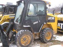 Used JCB 260 in Woos