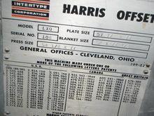 Harris LXQ