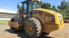 2014 Caterpillar CS54B AR S/SHE