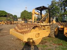 2011 Caterpillar CP533E S/AR