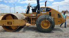 2011 Caterpillar CS533E S/AR