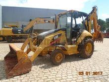 2013 Caterpillar 416E 4x2 S/AR