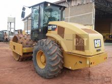 2014 Caterpillar CS54BLR AR SHE