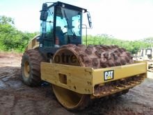 2014 Caterpillar CS54B AR SHELL
