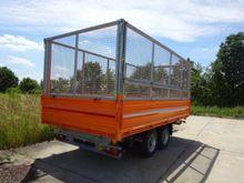 2011 Humbaur HTK 105024 TA-BE