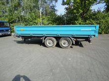 2011 Humbaur HTK 10 50 24