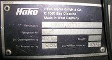 Used 2011 Hako in Sc