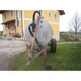 Huber manure spreader 4300 lt