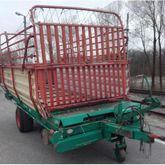 Steyr loading wagons Hamster 42