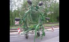 Krone Rotary haymaker 6.70