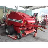 Used Pöttinger baler