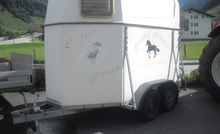 Woermann horse trailer
