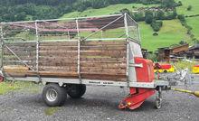 Gruber Ladewagen LH 1027