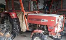 Used 1978 Steyr T 54