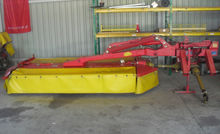 Used Pöttinger mower