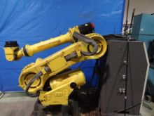 Used Fanuc Robot With R 30IA Controllers for sale  Fanuc equipment