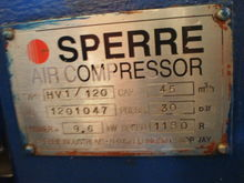SPERRE HL1/120 SR.NO-1201047