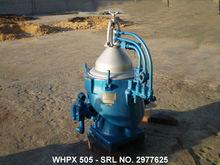 Alfa Laval WHPX 505 Purifier