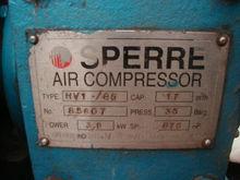 SPERRE HV1/85 SR.NO-85607