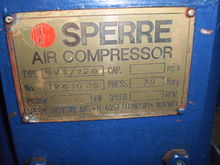 SPERRE HL1/120 SR.NO-1201025